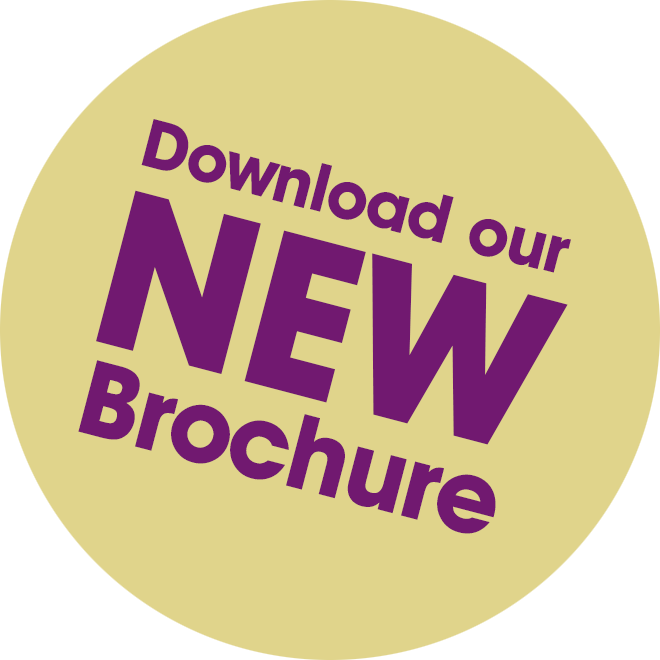 Download our NEW Brochure