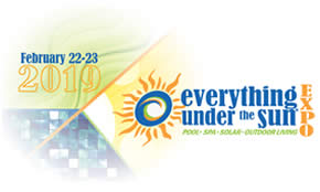 Everything under the Sun EXPO - Pool - Spa - Solar - Outdoor Living - February 22-23 2019