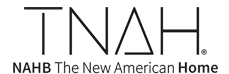 TNAH® NAHB The New American Home Logo