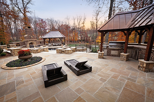 Getting It Naturally Right - Benefits of Natural Stone